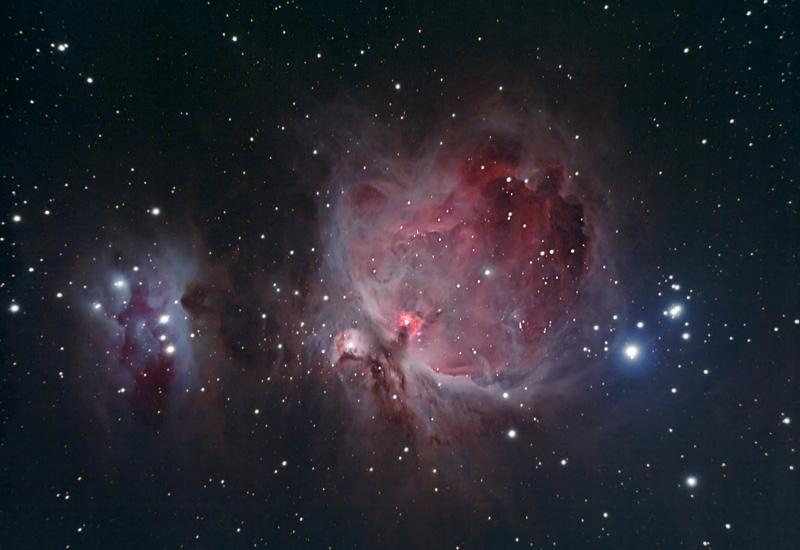 how big is orion nebula - photo #16